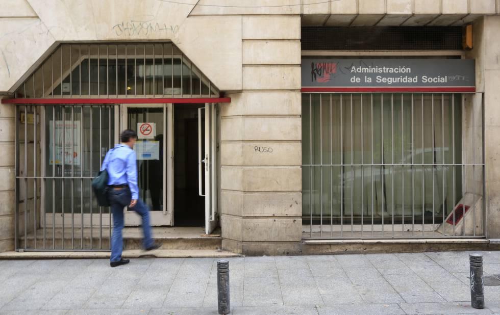 las oficinas madrile as de la seguridad social pierden el