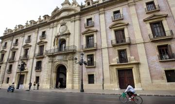El Tribunal Superior de Justicia de la Comunidad Valenciana.