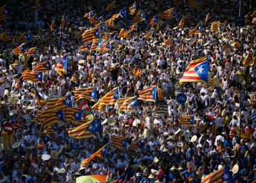 Support for Catalan independence falls to 40.8%, new survey shows