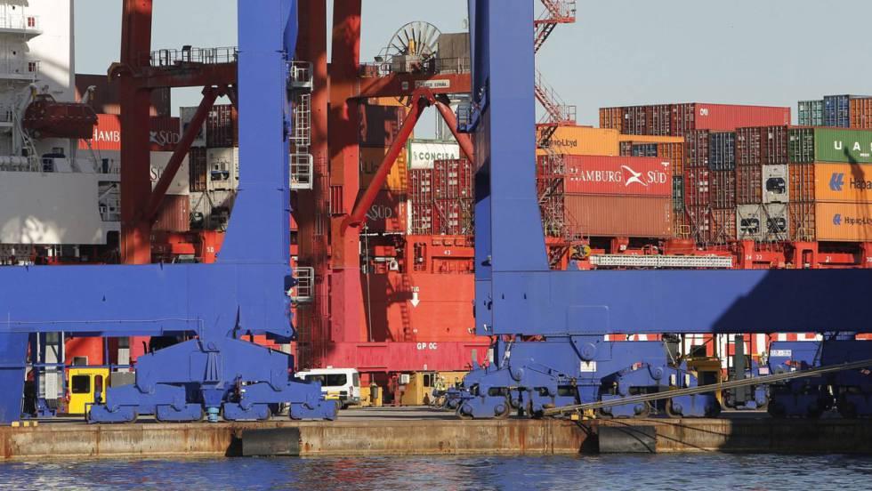 Resultado de imagen de transitaria puerto de Valencia
