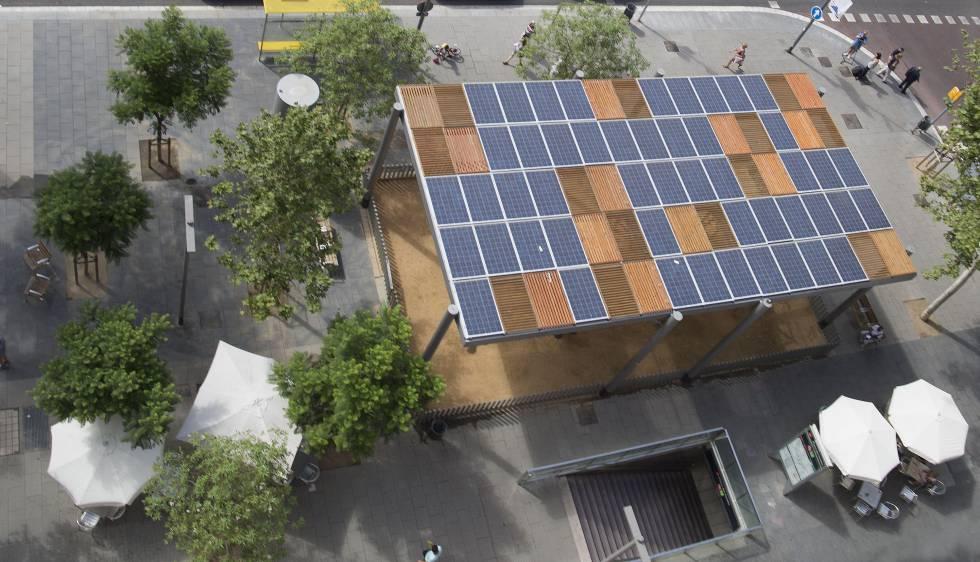 Energías alternativas en Barcelona - Magazine cover