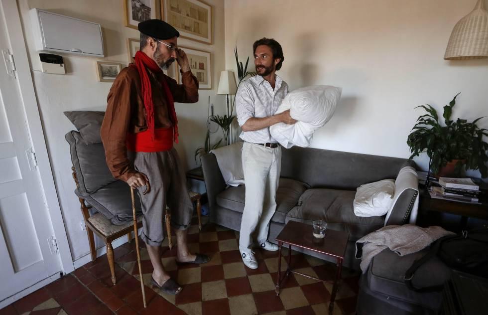 En la cama de 101 vecinos   Madrid   EL PAÍS
