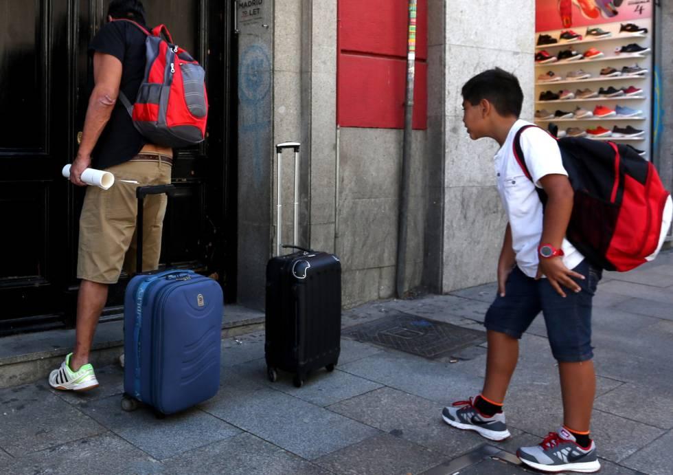Ciudadanos y hoteleros piden al pp regular los pisos for Piso turistico madrid