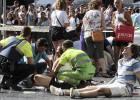 Los Mossos abaten a cinco terroristas en un nuevo ataque en Cambrils