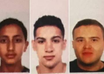 La policía busca a cuatro jóvenes por su supuesta relación con los atentados