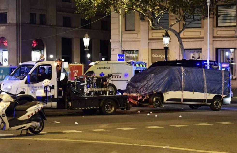Atentado en Barcelona y Cambrils, últimas noticias en directo