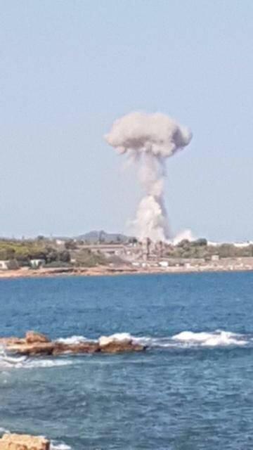 Explosión de Alcanar.