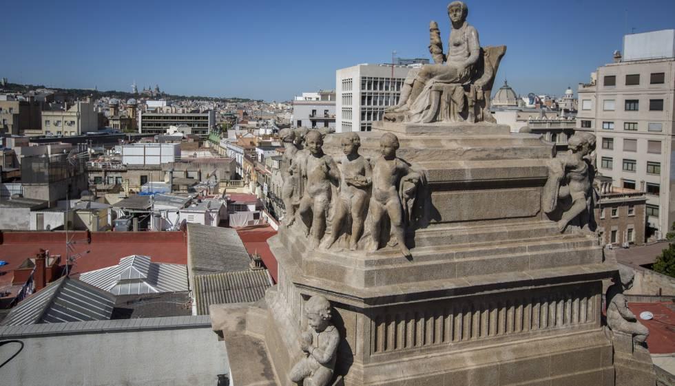 Resultat d'imatges de portal angel terrassa can jorba