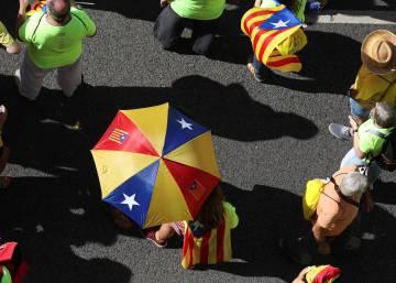 Diada de Cataluña 2017, en imágenes