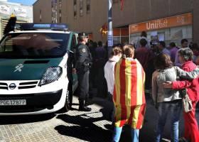 La justicia desmonta la organización del referéndum ilegal en Cataluña