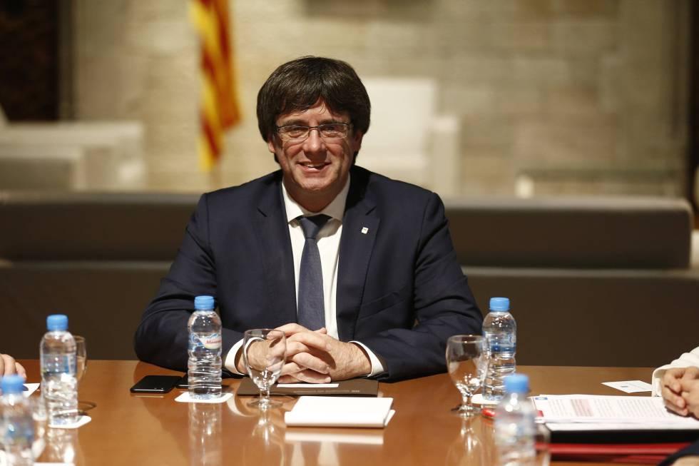 Dui declaracion unilateral de independencia de cataluña