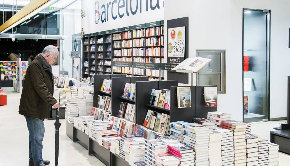 La tormenta pol tica provoc una ca da del 10 de la venta de libros en octubre y noviembre - Casa del libro barcelona rambla catalunya ...