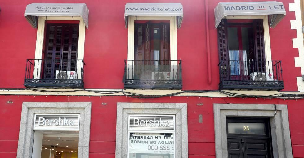 Los hoteleros piden a cifuentes que requiera una licencia for Pisos turisticos madrid