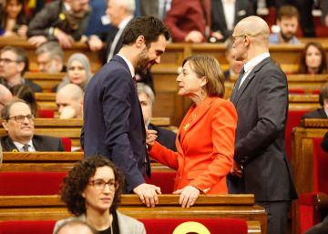 Separatist deputy is elected speaker of the new Catalan parliament