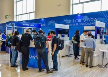 Un momento del evento Cisco Live en la última edición.