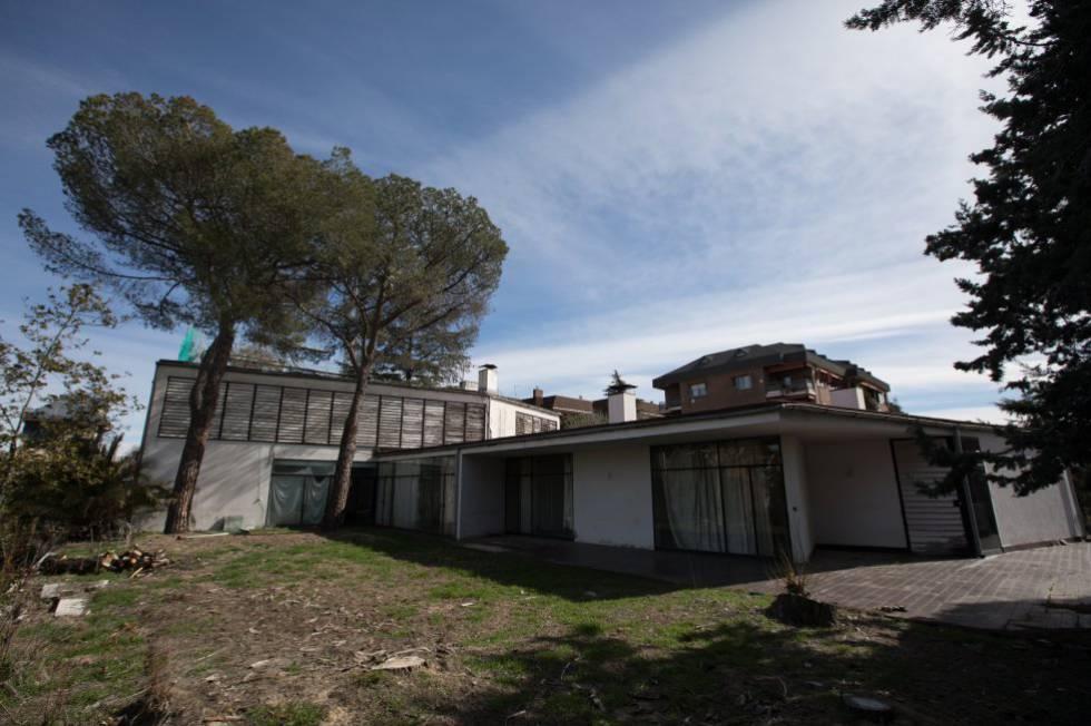 El ocaso de una joya de la arquitectura madrid el pa s - Arquitectura pais vasco ...