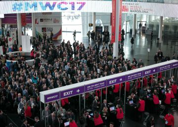 El Mobile World Congress anima el empleo en Barcelona