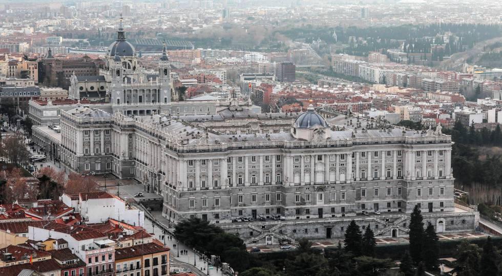 Resultado de imagen de Palacio Real de Madrid