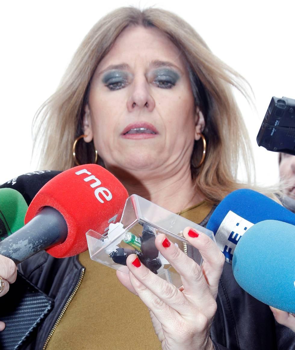 Hallan un dispositivo de grabaci n oculto en la concejal a - Alicante urbanismo ...