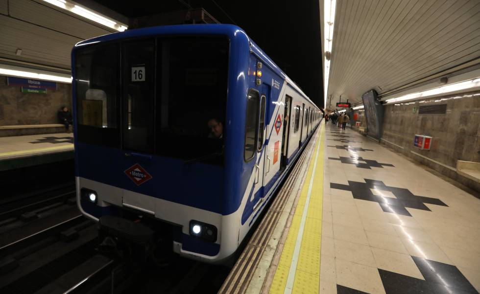 Muere Uno De Los Trabajadores De Metro Madrid Que Sufri 243