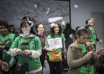 Express squatter eviction project divides politicians in Spain