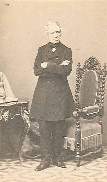 Franz Grillparzer.