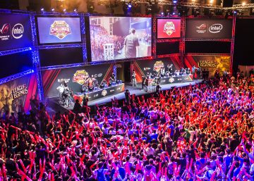 Madrid acogerá por primera vez la final europea de 'League of Legends'