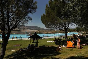 No hay verano en Madrid sin piscina