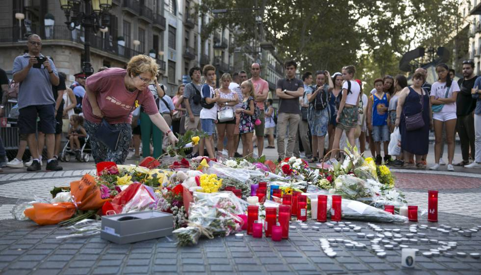 Authorities seek to avoid tensions during Barcelona terror attack memorial