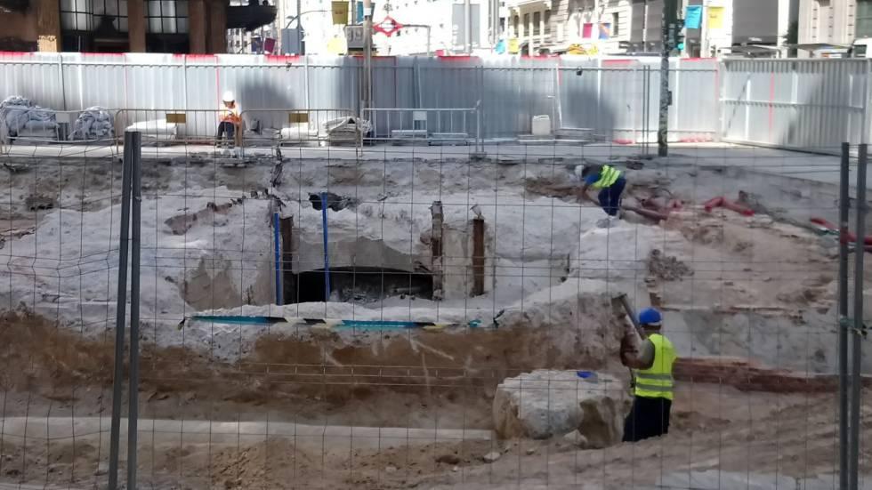 Madrid Metro Renovations At Madrid S Gran Vía Station