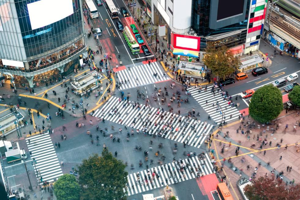 La reforma de plaza de España incluirá un paso de peatones transversal