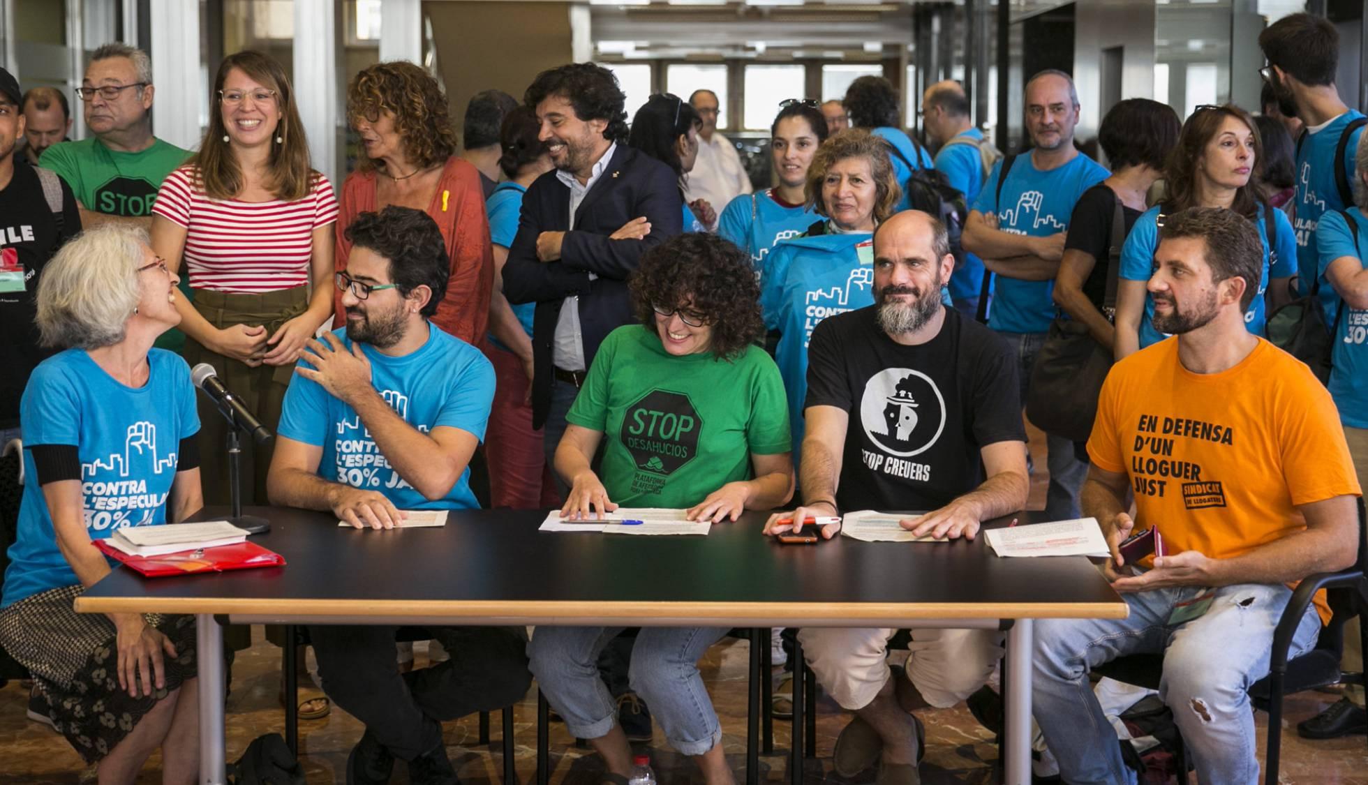 La Generalitat acelera el trámite para obligar a hacer el 30% de vivienda social
