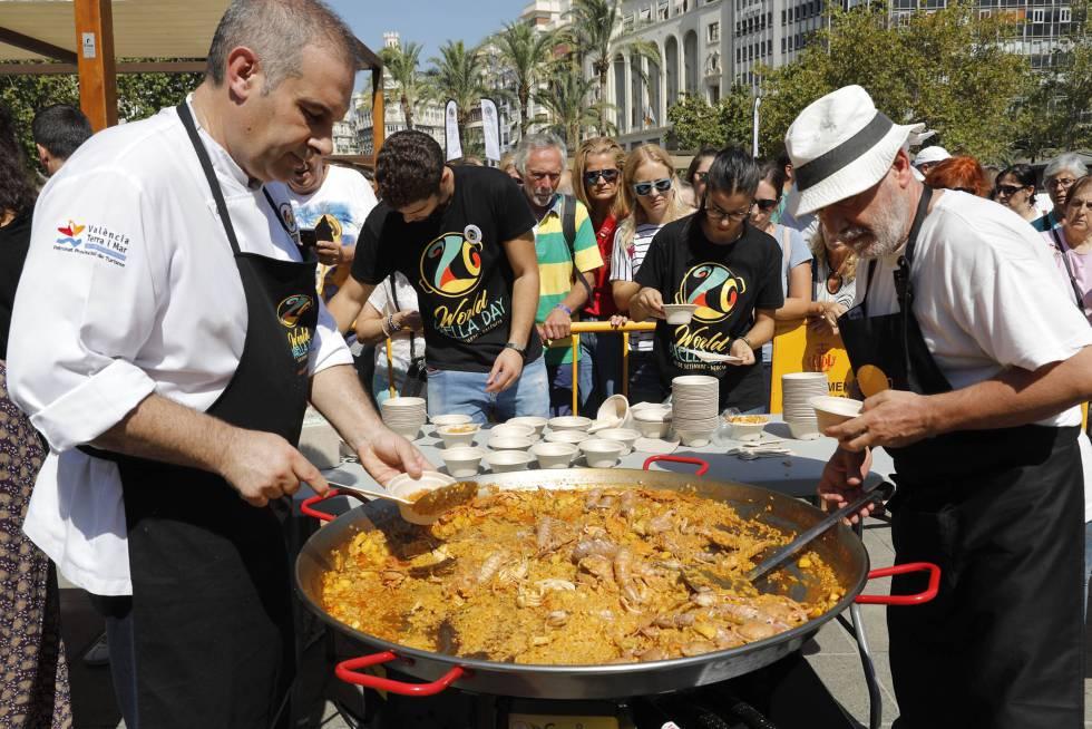 Dia Internacional de la Paella