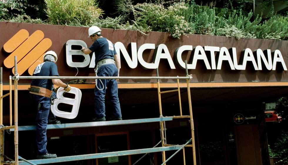Resultado de imagen de banco catalana