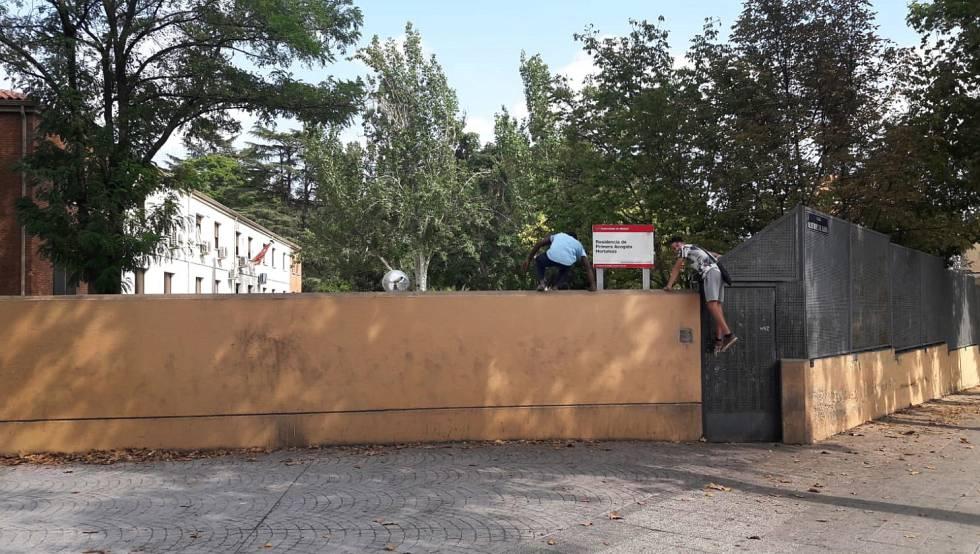 Tensión vecinal y conato de patrullas ciudadanas en Hortaleza ... f6052e0326a27