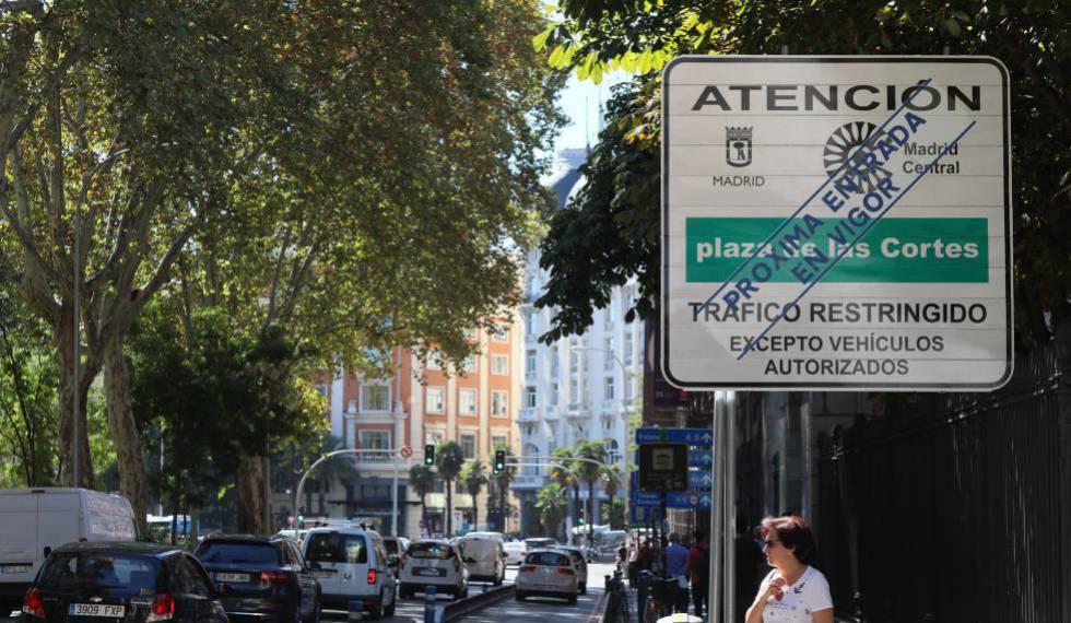 Madrid ordenanza