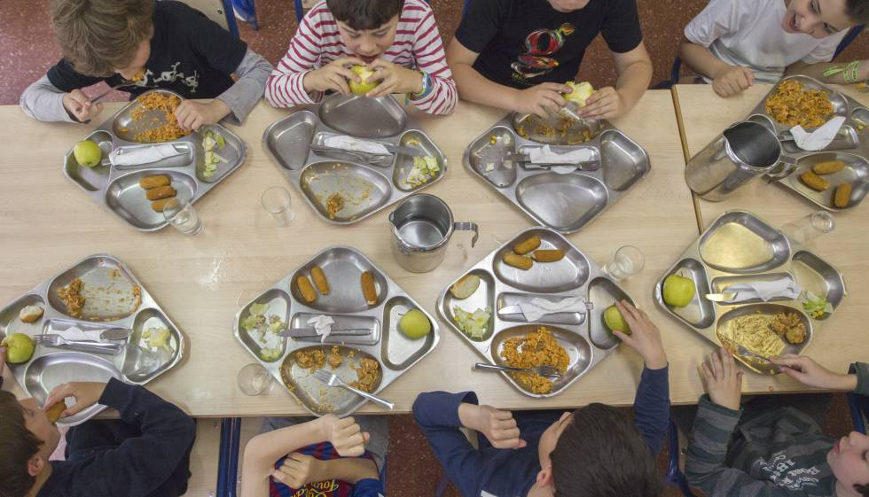 El Govern prepara una subida en la tarifa de los comedores ...