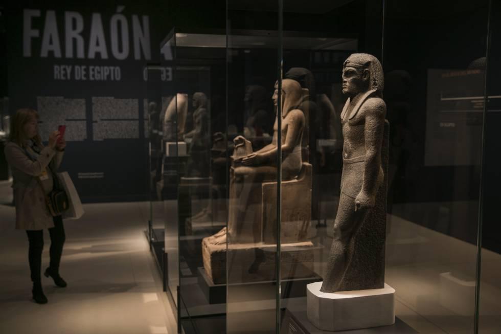 Caixa Forum Madrid – Faraón, rey de Egipto – ENTRADAS AGOTADAS –