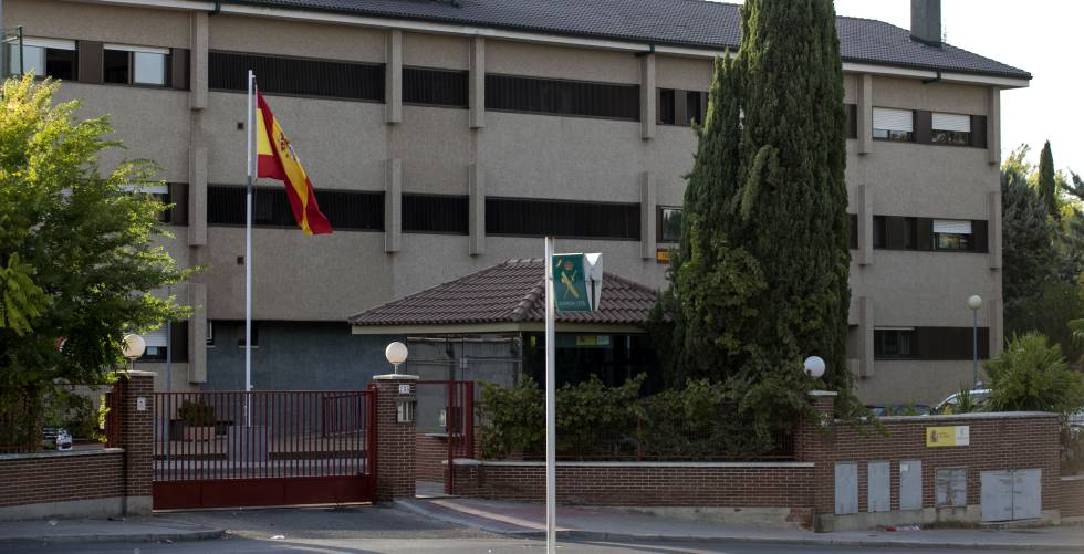Cuartel Guardia Civil Las Rozas