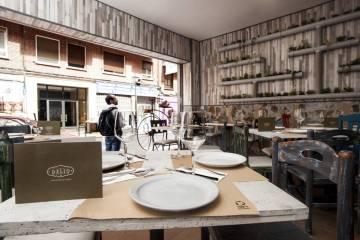 El restaurante A Cañada Delic Experience, en la calle Alonso del Barco, en Embajadores