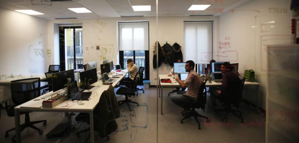 las oficinas compartidas conquistan el centro madrid