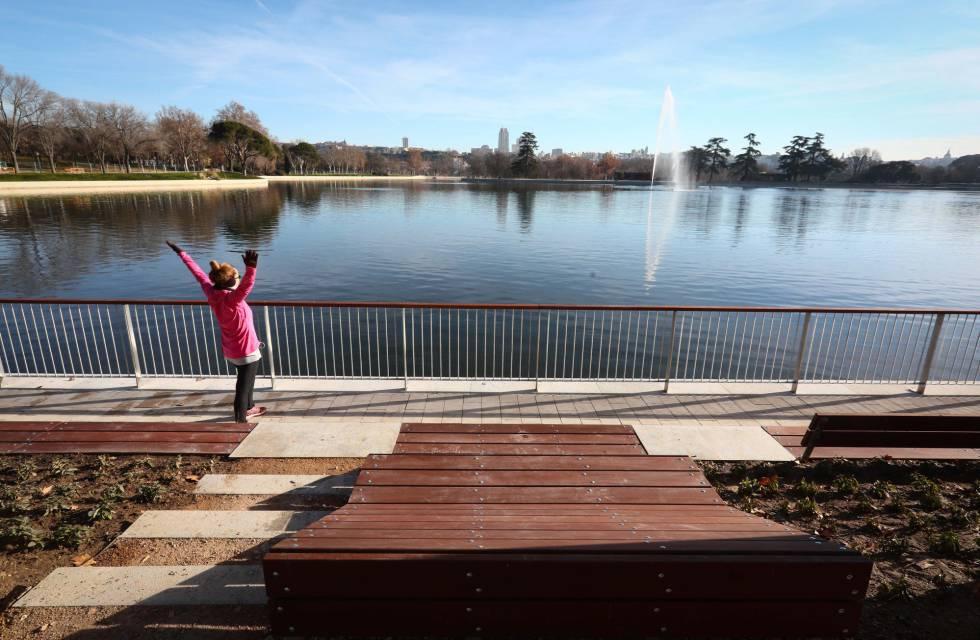 La Casa De Campo Reestrena Su Lago Madrid El País