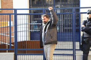 Detenido un sobrino de Quim Torra en la operación policial contra los CDR en Girona