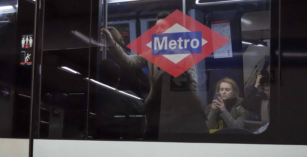 La Linea 2 Del Metro De Madrid Seguira Cortada Varias