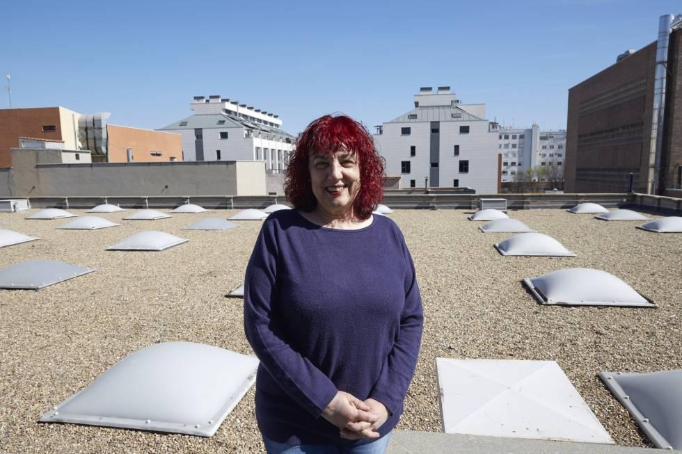 Marisol Pérez Urbano, autora de 'Dinos dónde estás y vamos a buscarte'