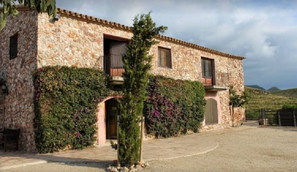 El albergue de Fundesplai cedido a la Generalitat para acoger a MENAs.