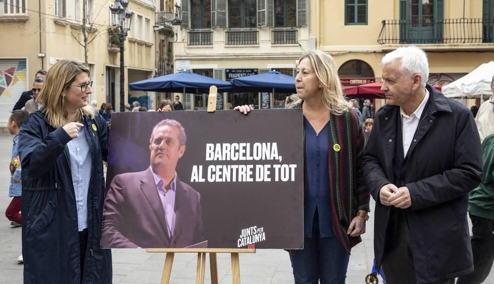 Mascarell será el cuarto en la lista de Junts per Catalunya en las ...