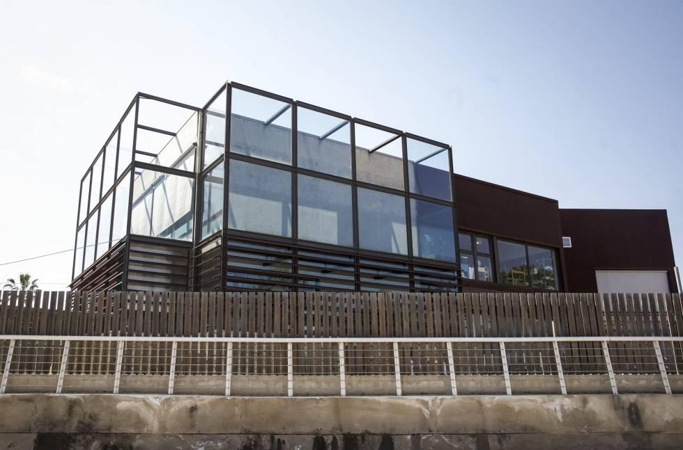 El colegio Valencia Montessori School.
