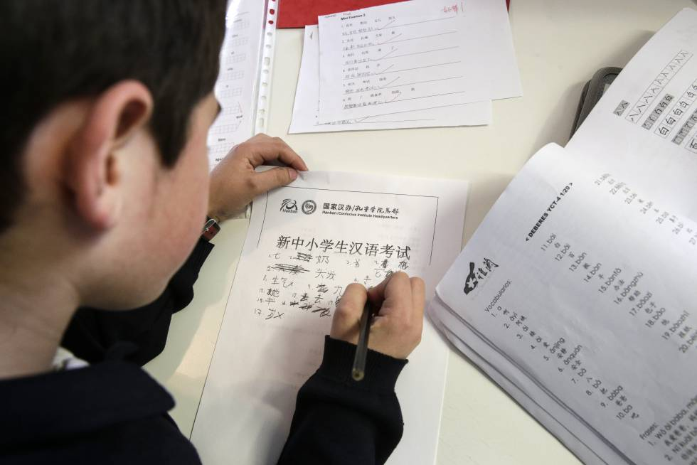 Foreign languages: Chinese, the new 'in' language at