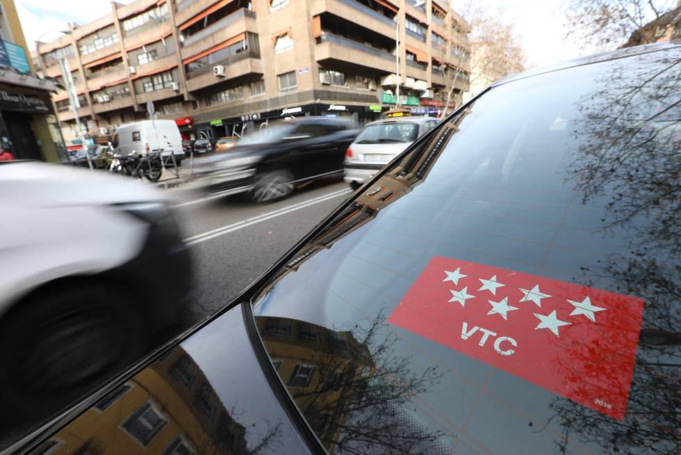 VTC Madrid